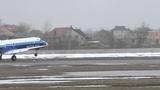 Взлет Як-40