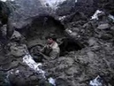 Excavation anti-tank trench