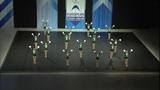 Cheerleading .Junior Pom Russian Federation Oriks.