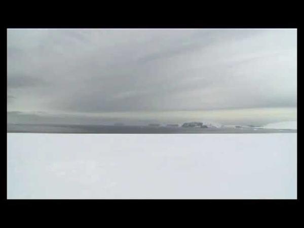 ANTARCTICA: The Sound of Silence - film by Alexei Pliousnine
