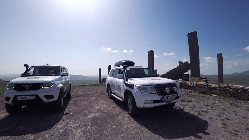 Внедорожная Турция, Казахстан, Башкирия на колесах от GeneralTire
