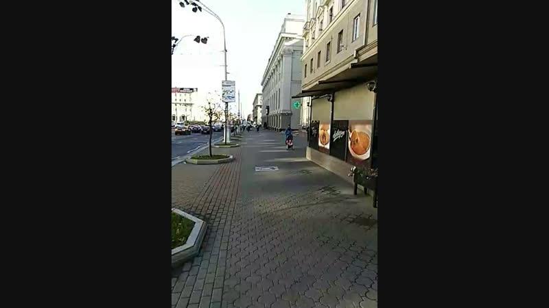 Раздача Мифбуков в Минске