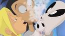 НОВАТОРЫ - Маска ледникового периода 5 серия - познавательный мультфильм для детей