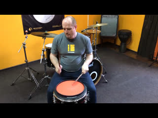 Gary Chaffee Time Table:: paradiddle
