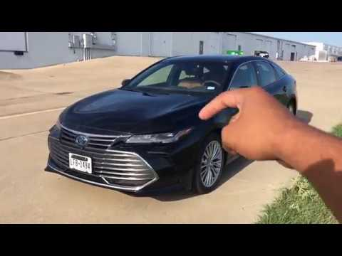 2019 Toyota Avalon Hybrid ReviewThe Most Luxurious Toyota On Sale!