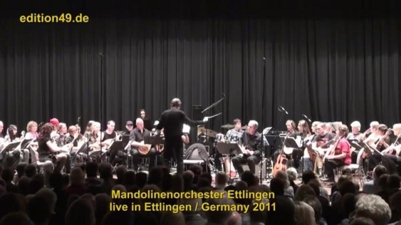 Pink Floyd Mandolin Orchestra Shine On You Crazy Diamond Mank Rüber Preema Bagger.mp4