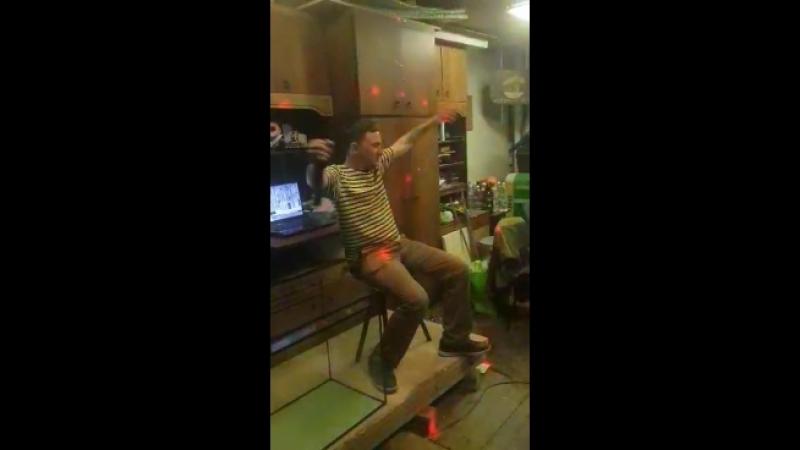 Долгожданный муз вечер в клубе Гараж