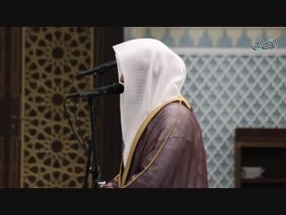 عشائية هادئة للشيخ ناصر القطامي _ اليوم الإربعاء 29-2-1440