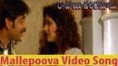 Ravoyi Chandamama Movie || Mallepoova Video Song || Nagarjuna Akkineni,Anjala Zhaveri