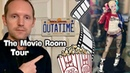 A Tour Of The Movie Room 🎬 Thrifting For Treasures Profit