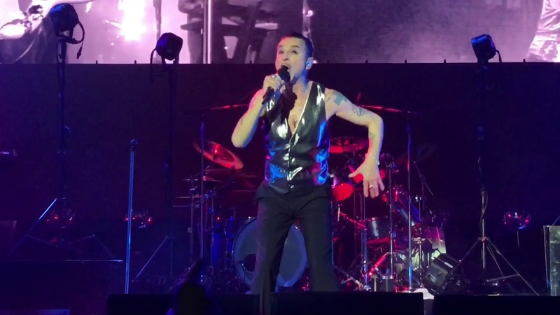 Depeche Mode «Live in Finland» (FULL SHOW) 18.02.18. Hartwall Arena. Helsinki. video Alex Kornyshev