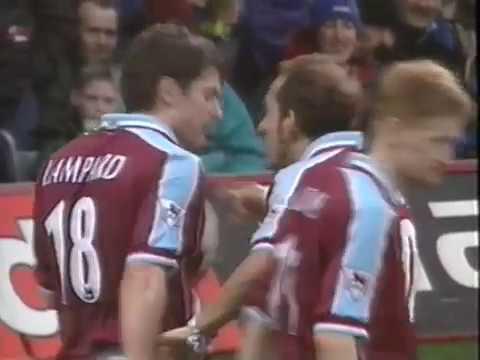 West Ham Utd v Bradford City 199900
