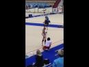 Алина Ермолова - примерка купальника Yoldiz Cup 2015, Казань
