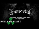IMMORTAL - Mighty Ravendark (OFFICIAL LYRIC VIDEO)
