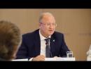 М.Ю. Федяев на пресс-конференции «300 лет Кузбассу. 1000 дней. Отсчет»