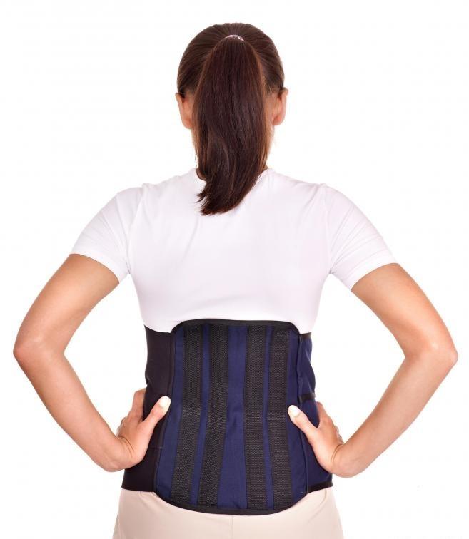 Задняя фиксация спины может помочь облегчить боль в спине.