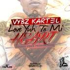 Vybz Kartel альбом Love Yuh to Mi Heart