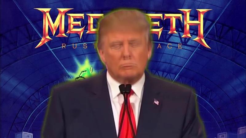 MetalTrump - Holy Wars