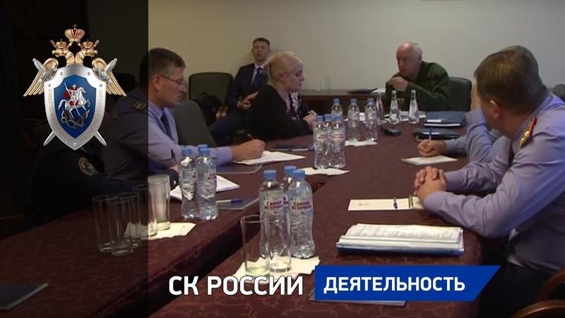 Следственный комитет России о правах матерей
