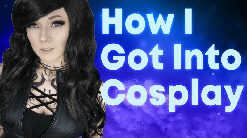 HOW I GOT INTO COSPLAY | STORY TIME | Lindsay Elyse
