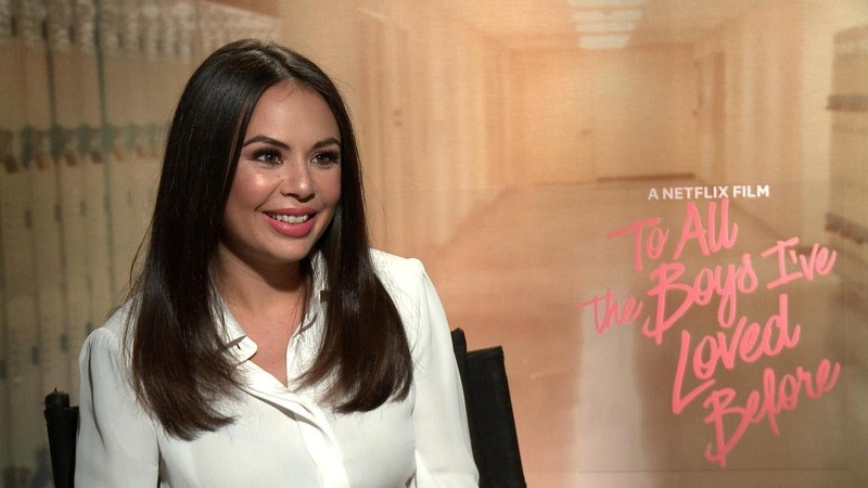 Janel Parrish Dishes on Mona's PLL: The Perfectionists Love Interest (Exclusive)