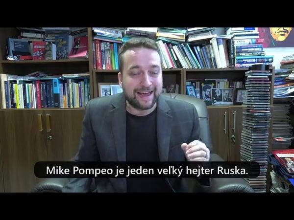 ĽUBOŠ BLAHA - Nech sa páči – toto je krutá pravda o Pompeovi.