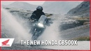 Honda CB500X: Powerful, Agile and Efficient