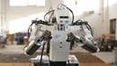Гидравлический торсовый робот