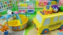 Pororo Kindergarten toy car - Play ground, Learn numbers - ToyPudding 뽀로로 유치원