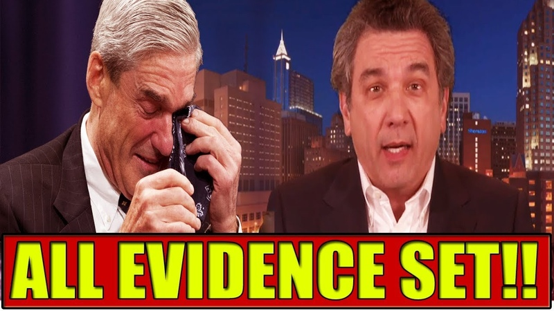 Mueller's CRYING IN JAIL After Frm Special Councel RELEASED THIS DARK SECRET HE DREADS THE MOST