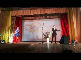 Благотворительный концерт 24.08.2018 - Кирилл Олеников и Татьяна Ларионова