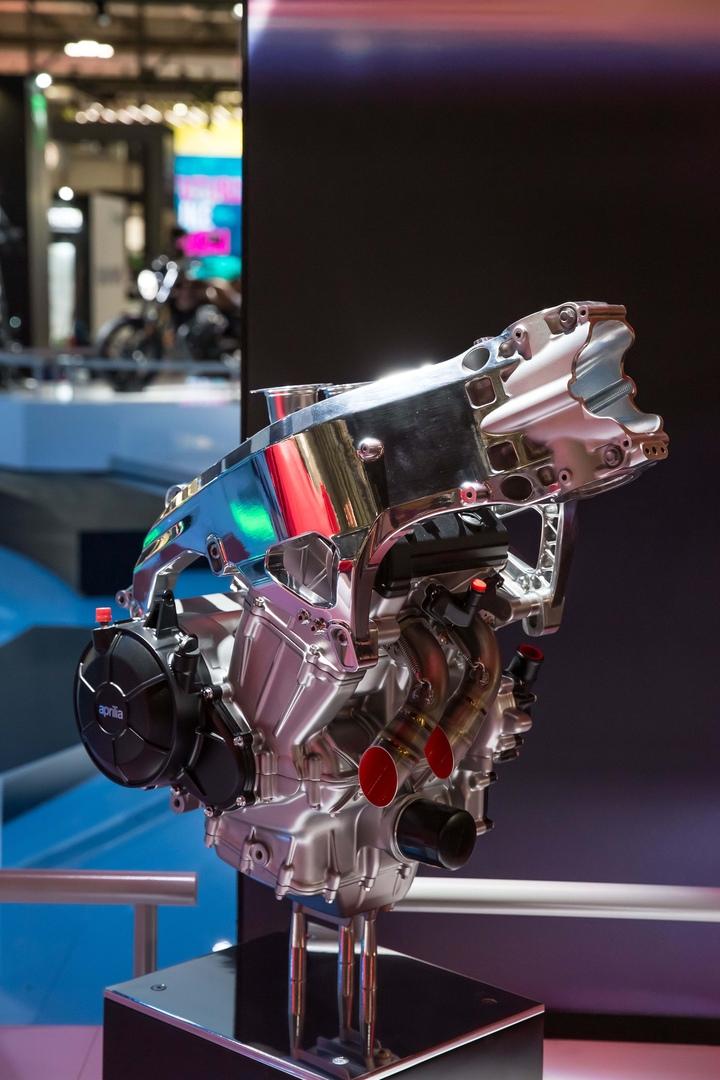 EICMA 2018: концепт Aprilia RS 660