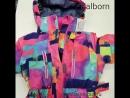 Зима 0 30 Зимний мембранный комбинезон Kalborn Цвет Rainbow