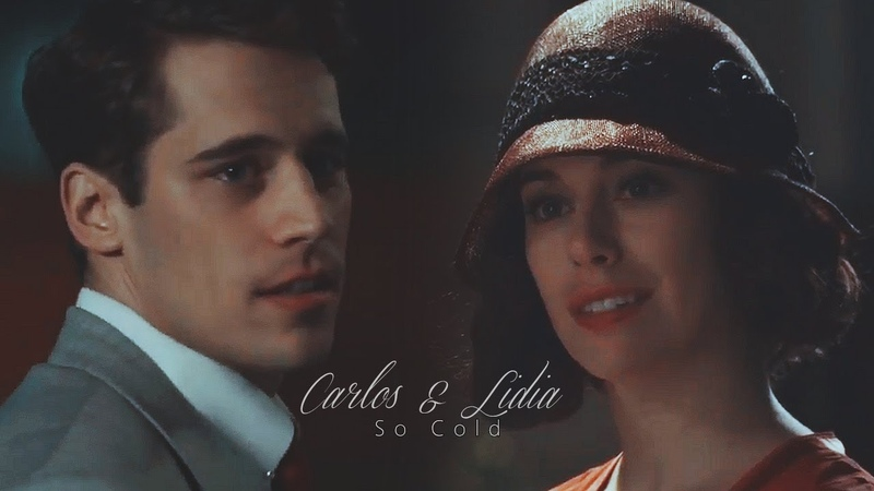Carlos Lidia [Alba] | So Cold [2x08]