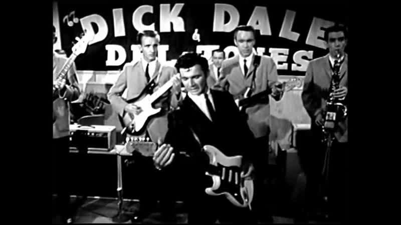 "Dick Dale - Miserlou (1963 film ""Rebel In The Ring"" aka ""A Swinging' Affair"")"
