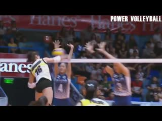 Volleyball players that shocked the world (hd) #2