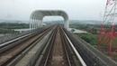 桃園機場捷運 直達車 A13機場第二航廈站-A1台北車站 字幕版 路程景Taoyuan International Airport MRT