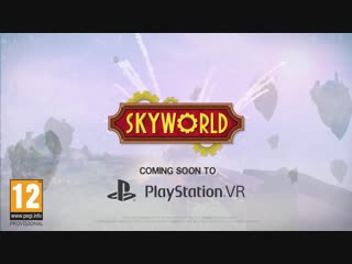 Skyworld Announcement Trailer PS VR