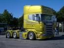 Scania il miglior v8