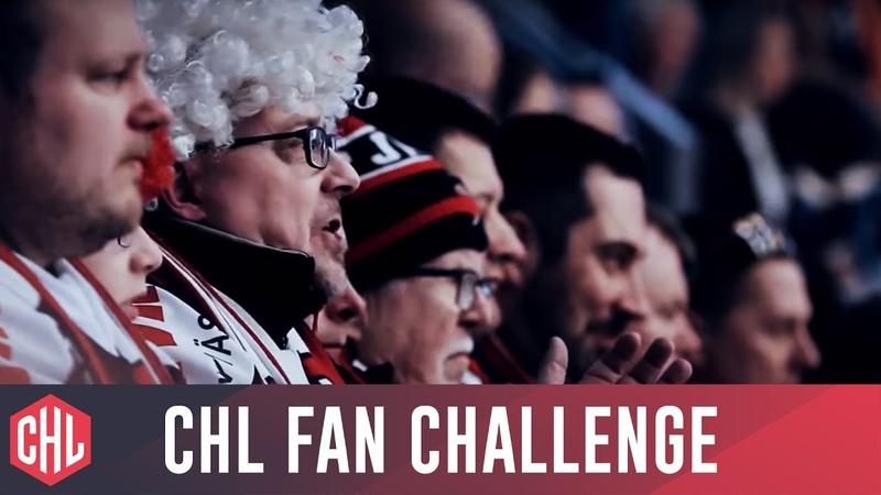 CHL Fan Challenge Promotion Video