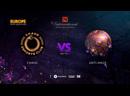 Chaos vs Anti MagE TI9 Qualifiers EU bo1 Lex Smile