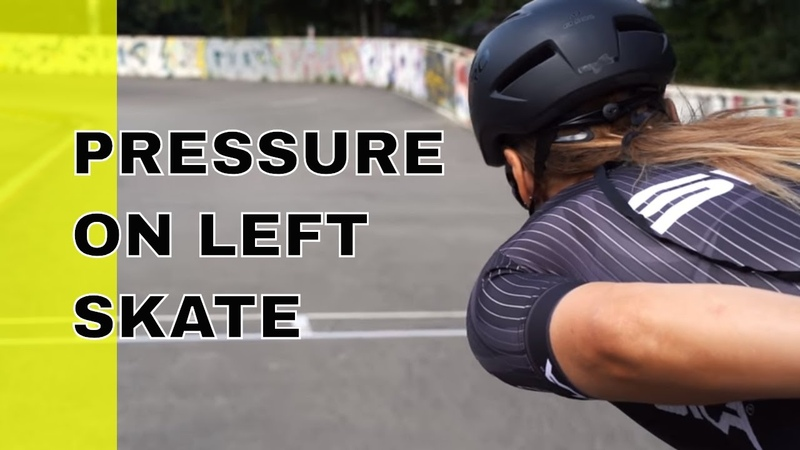 Search pressure on left leg in corner (pascal briand vlog 164)