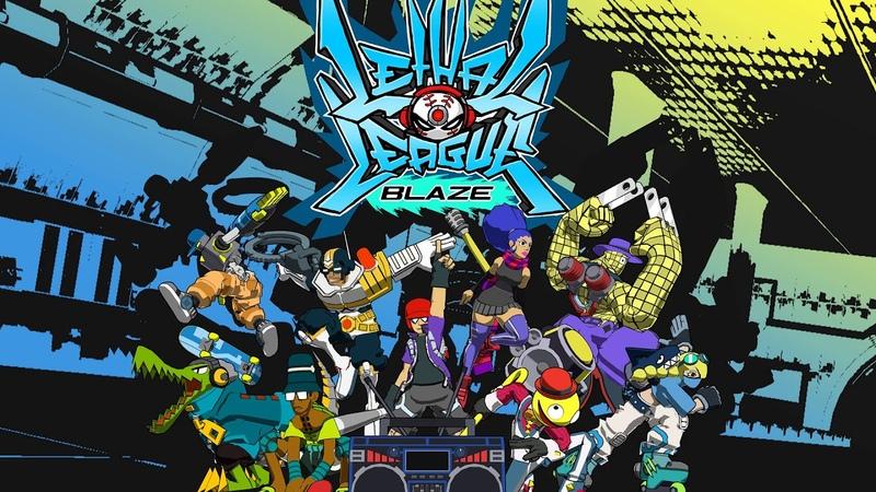 D Fast - Jungaaaa [Lethal League Blaze OST]