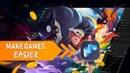 MANU Video Game Engine – Make Games Easier with No Coding