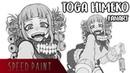 Toga Himiko Lineart fanart - My Hero Academia