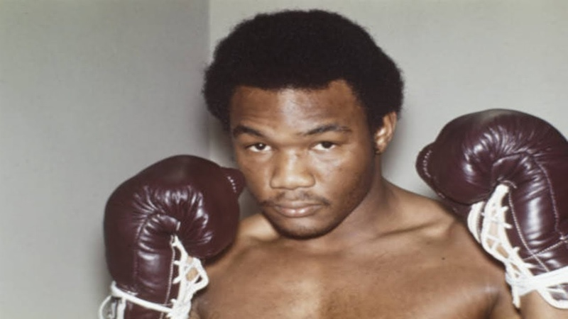 George Foreman In His Prime