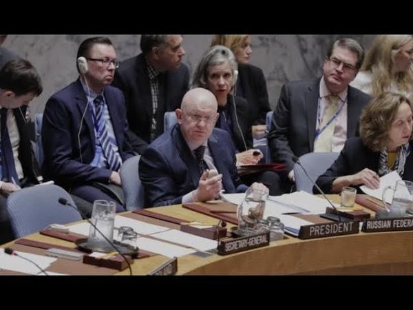 Россия получила пощечину в ООН