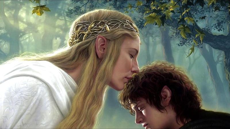 Галадриэль - История персонажа | The history of Galadriel/ Властелин Колец / The Lord of the Rings