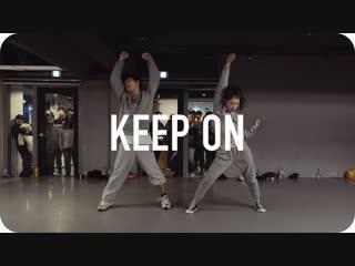 1Million dance studio Keep On - Kehlani / Youjin Kim Choreography
