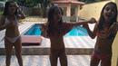 Desafio da piscina 😍